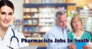 Pharmacy jobs in south Africa